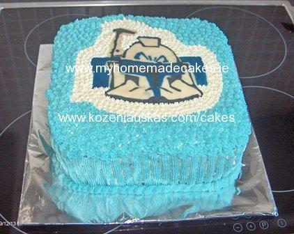 Captain Rex cake