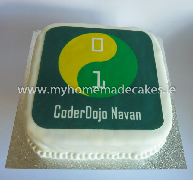 CoderDojo cake
