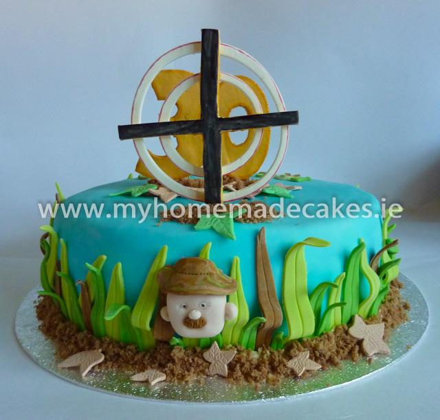 Hunter's cake