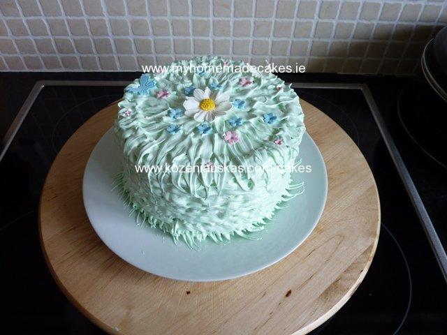 differenf honey cake