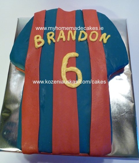 FCB Team T-shirt