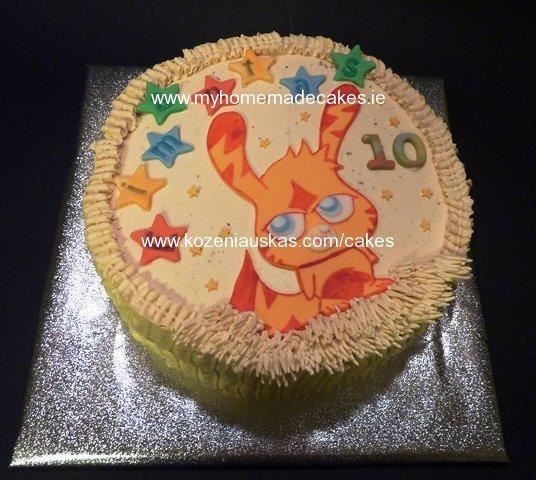 Katsuma cake