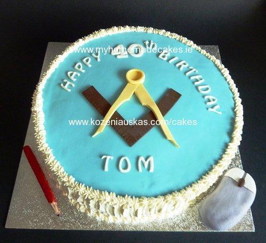 Engineer's cake