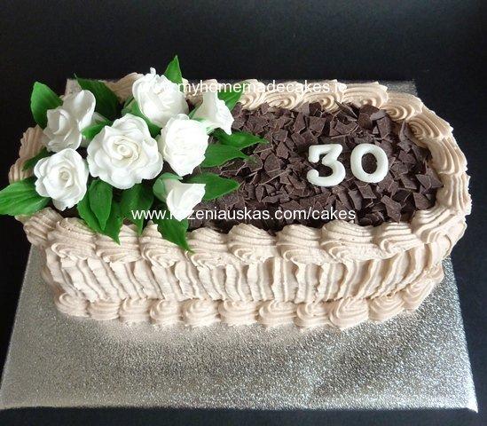 Birthday Cake My Homemade Cakes