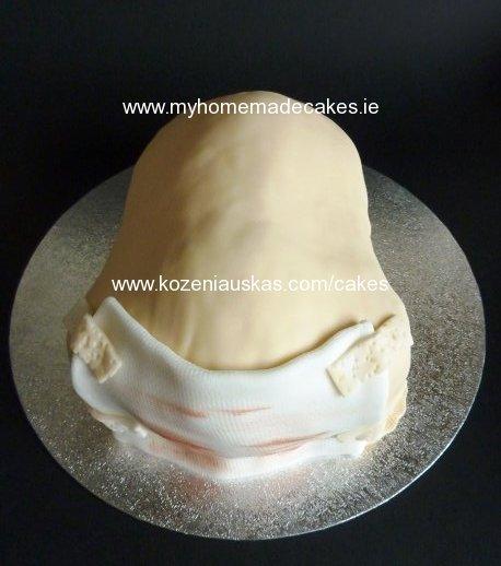 Nose cake