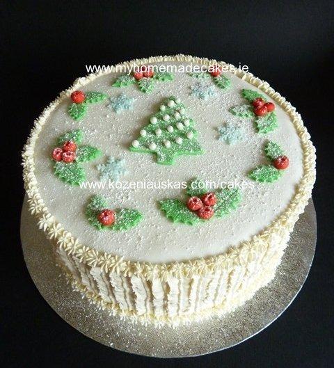 Castle cake My homemade cakes