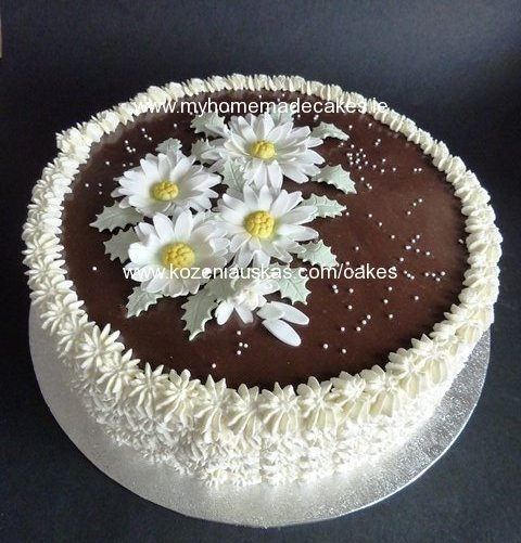 Cake Designs With Whipped Cream : Kozeniauskas.com Main site for all Kozeniauskas.com ...