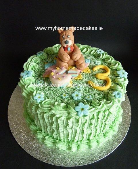 Teddy bear's Birthday