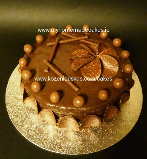 Chocolate ''Kinder delice''