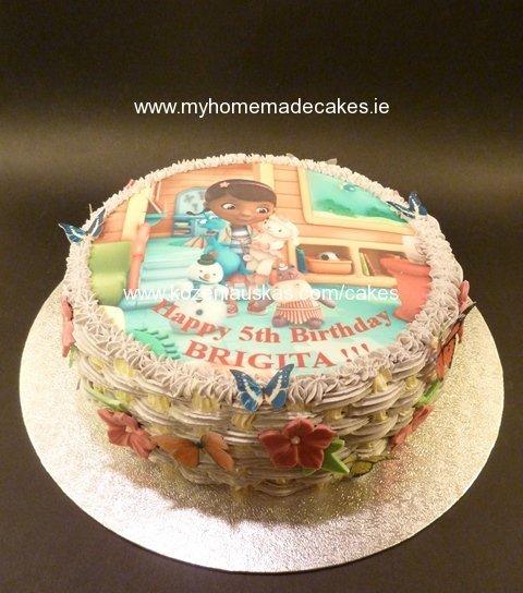 Birthday Cake For Girl My Homemade Cakes