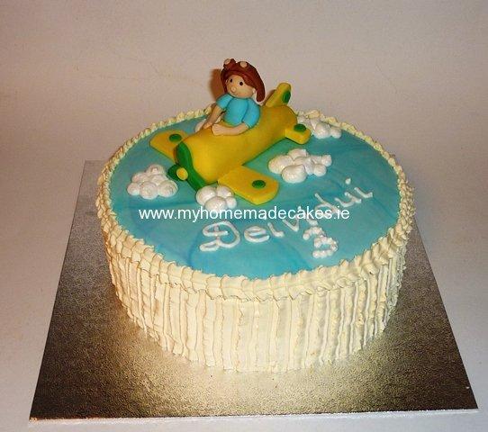 Little pilot cake