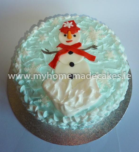 Our Christmas Snowman