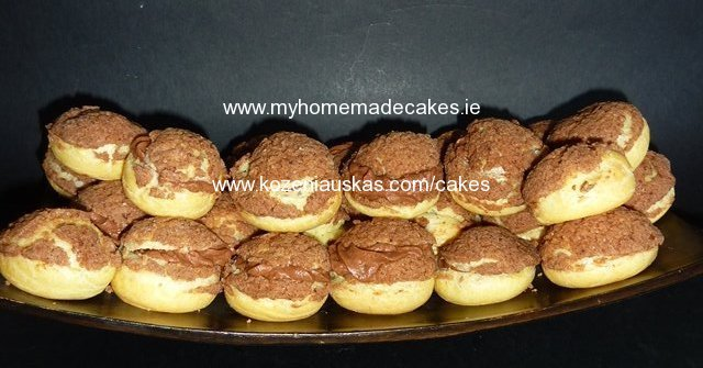 choux shu pastry pies