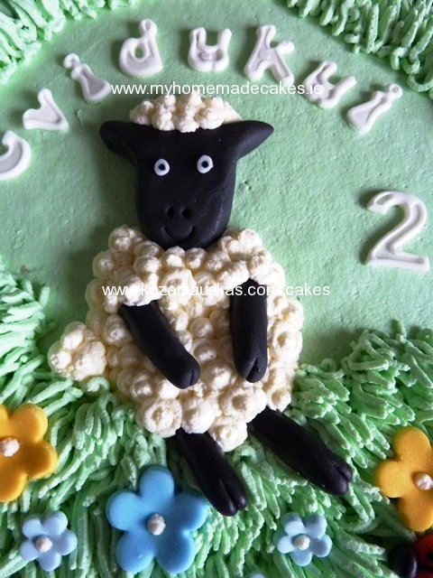 Shaun sheep