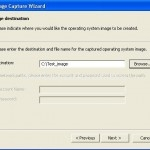 Image capture wizard 2
