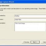 Image capture wizard 3
