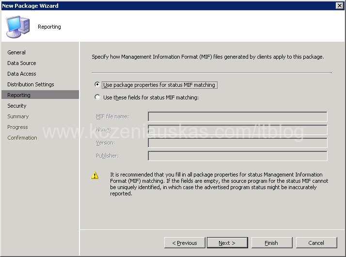 SCCM: How to create SCCM client Package and Program for OSD