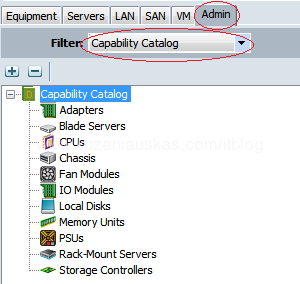 UCS: How to update Capability Catalog in UCS Manager | IT Blog