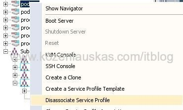 UCS: How to move or rename service profile in UCS | IT Blog
