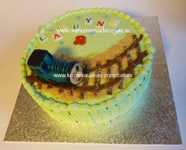 Fresh cake (tom the tank engine)