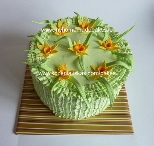 Different honey cake