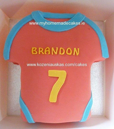 Brandon's Jersey