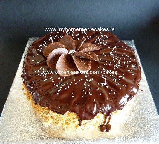 ''Griliažinis'' cake