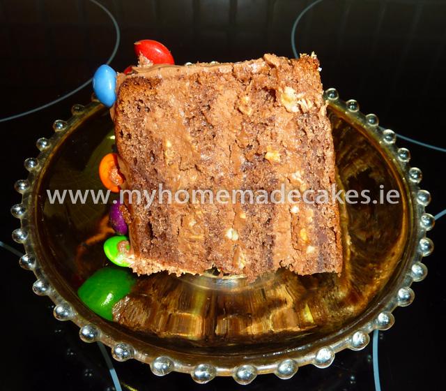''Ferrero Rocher'' cake