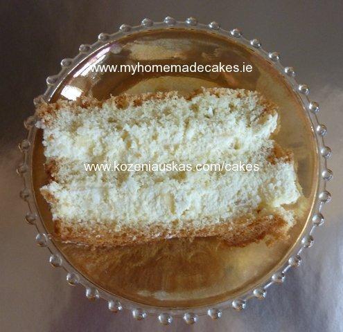 Rafaelo dream cake